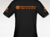 shirt hinten schwarz Pokerverein Rendsburg