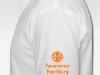 shirt links weiss Pokerverein Rendsburg