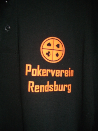 Pokerverein Rendsburg Shirt