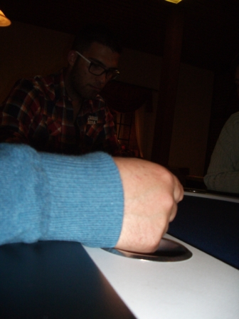 Yasin am Final Table