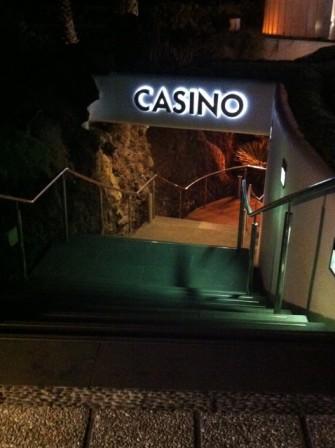 Casino Puerto de La Cruz Teneriffa Espana