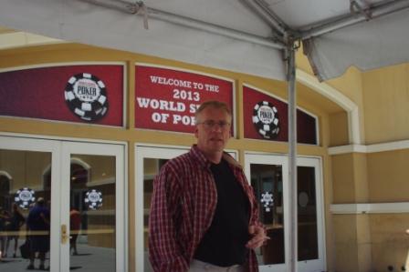 Eingang WSOP