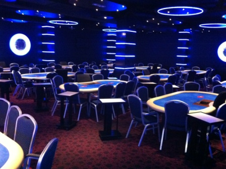 Concord Casino Prag Pokerroom