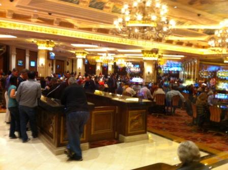 Venetian Pokerroom