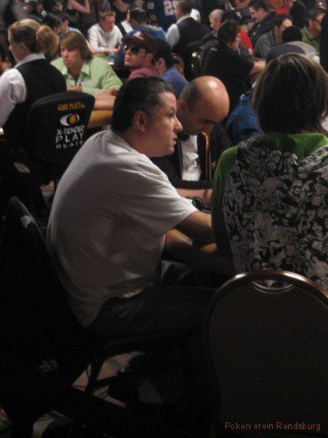 Eli Elezra auf der WSOP