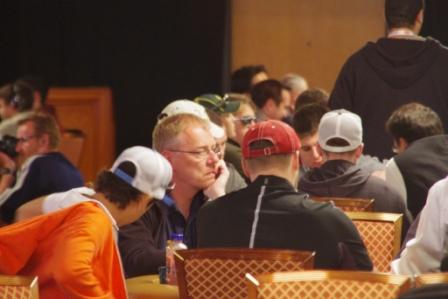 Ralf im Event 17 WSOP 2013