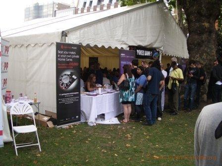Poker in the Park 2011 London 5