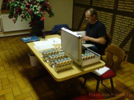 Pokerverein Rendsburg Check in