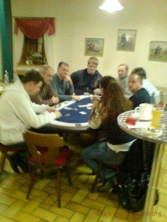 Poker im Rendsburger Pokerverein