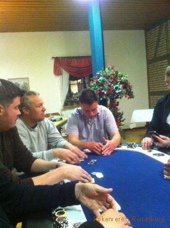 Pokermeisterschaft Spieltag 5 Rendsburg
