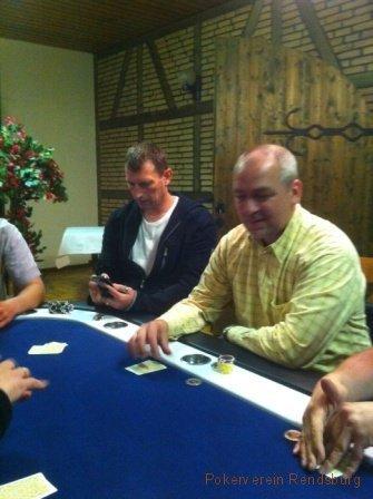 Rendsburg Pokermeisterschaft Spieltag 5