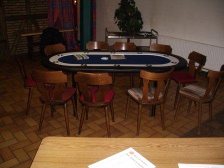 PVR-Pokertisch