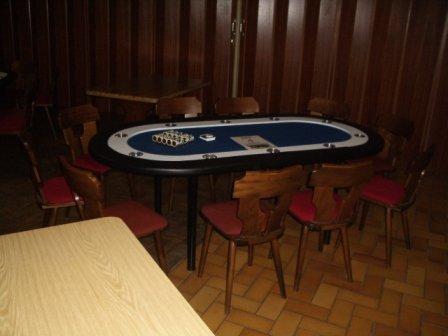 Pokertisch-PVR