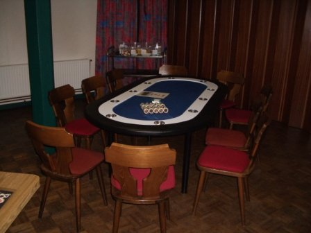 Pokertisch-Pokerverein-Rendsburg