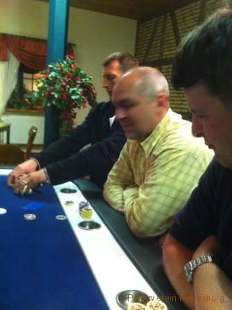Pokerface im Pokerverein Rendsburg