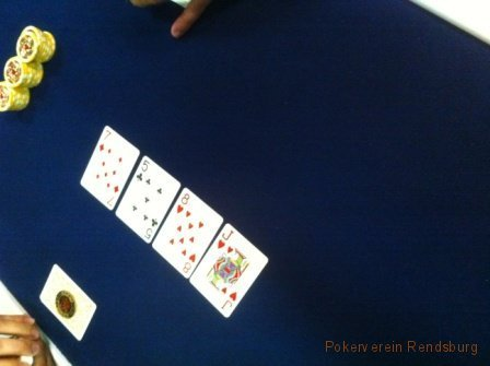 pokern im Pokerverein Rendsburg