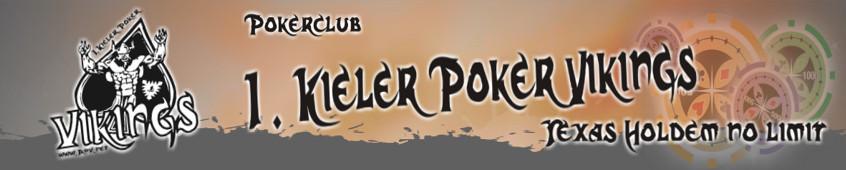 1. Kieler Poker Vikings Kiel Pokerclub