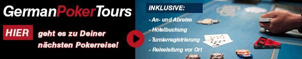 German Poker Tours - Full Service Pokerreisen