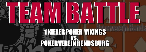 Pokervikings gegen PVR Teambattle Poker