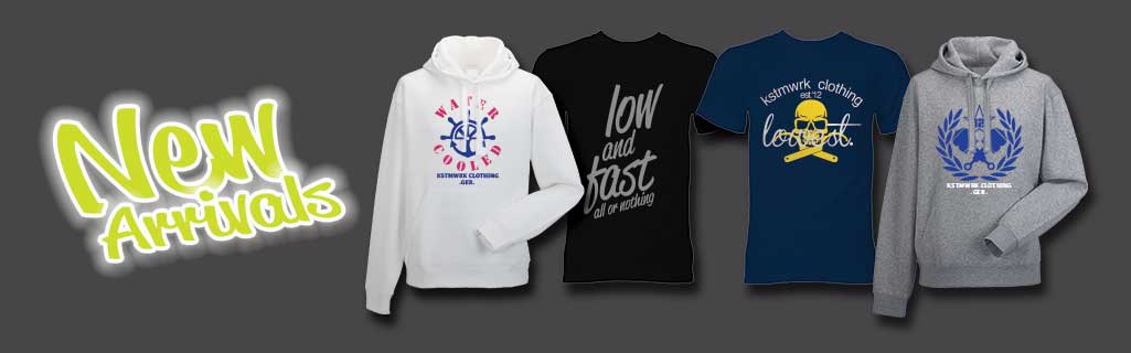 Kustomwork - Shirts, Hoodies, Sticker und Accesoirs