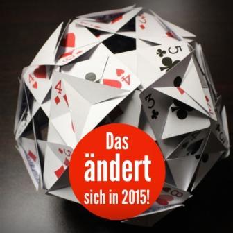 Pokerverein Rendsburg 2015 Änderungen